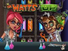 Игровые автоматы Играйте в автомат Dr Watts Up в онлайн казино