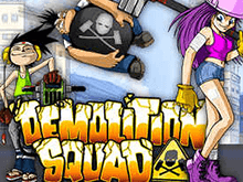 Игровые автоматы Demolition Squad игровой автомат в казино Вегас со ставками на деньги