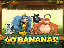 Игровые автоматы Go Bananas! игровой автомат со ставками на деньги в виртуальном казино